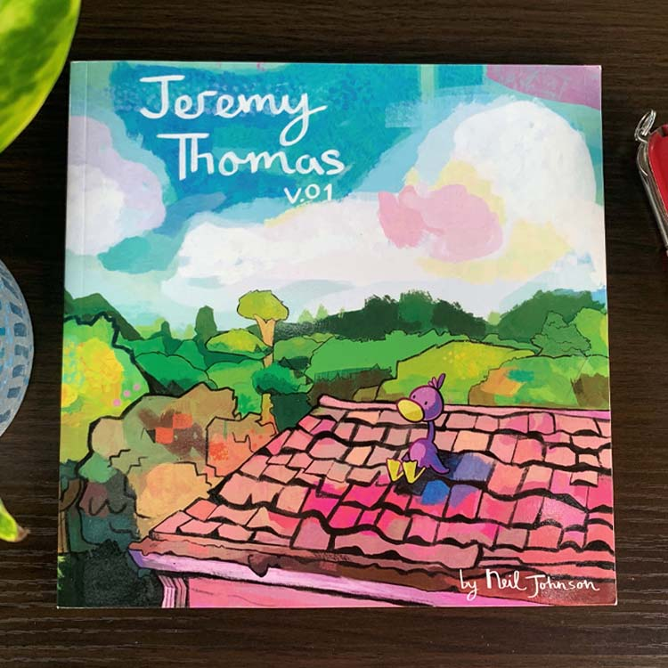Jeremy Thomas cover
