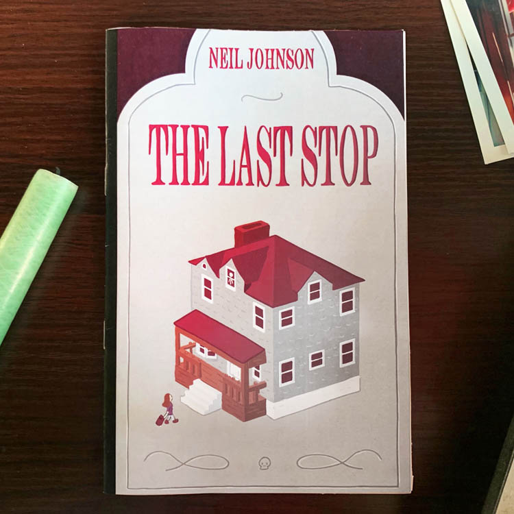 The Last Stop cover